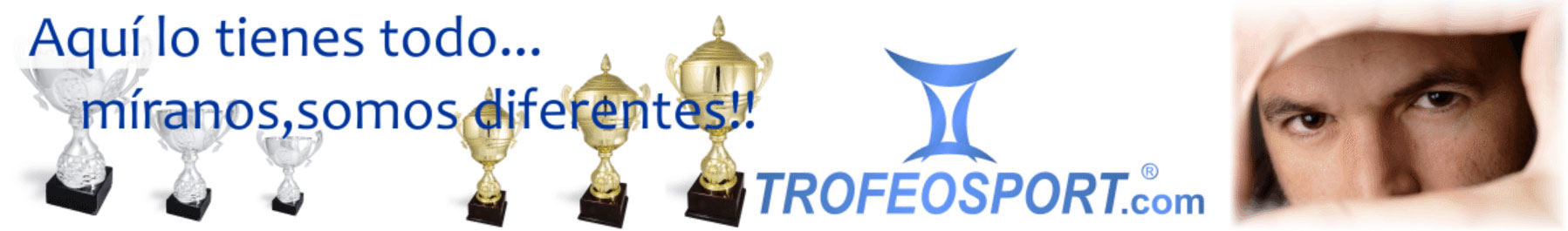 Trofeos y medallas deportivas