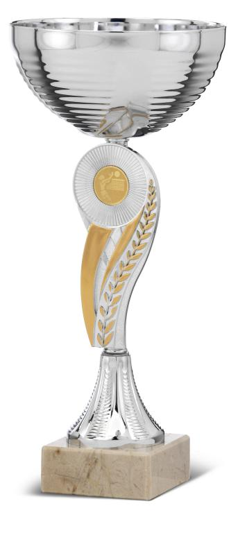 Copa por cajas Ulmaria Plateada Bicolor 6 Dorado 16.49 33,5 Cm 160 mm 140 mm 30,5 cm 13.49 6 120 mm 28,5 Cm 11.06 6 100 mm 23,5 cm 9.26 12 80 mm 21,5 cm 8.02 12