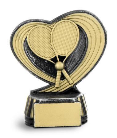 Trofeo Tenis El Burgo 12 cm