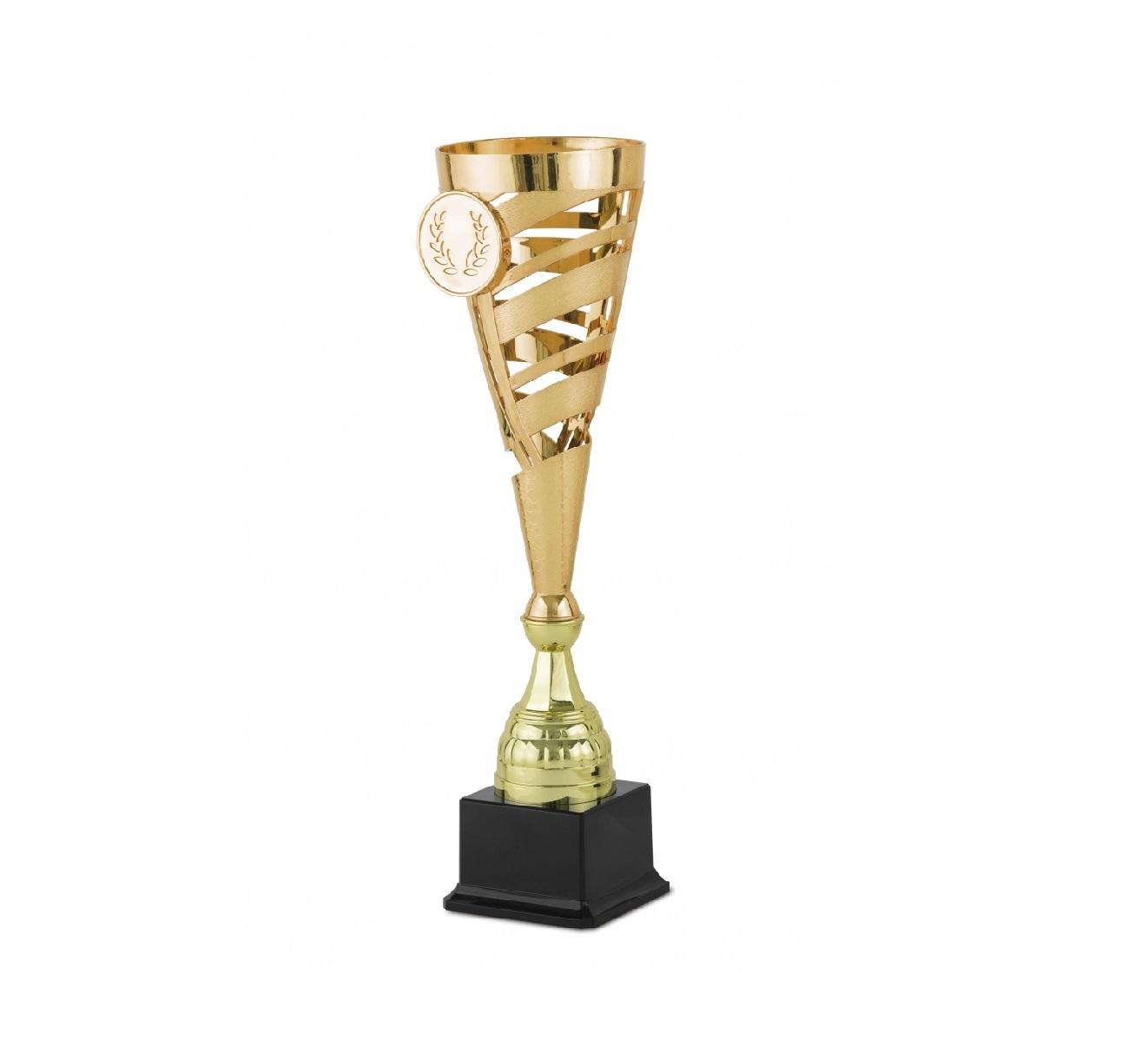 Copa Acrílico Modelo Ases BRONCE 40,5 cm