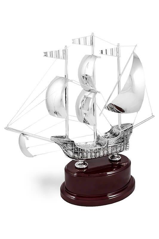 Carabela Pinta descubrimiento de America modelo Amapetec