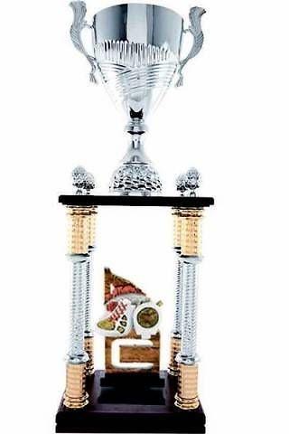 Copa 4 Columnas Lemosín