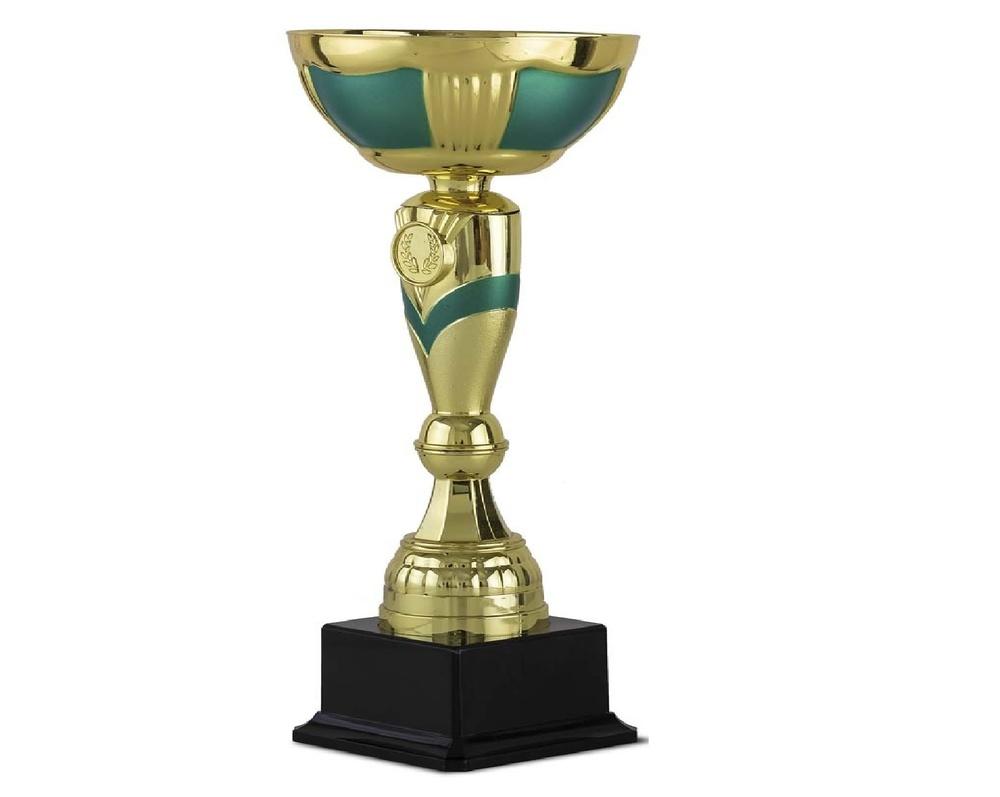 Copa Blondie Dorada y Verde