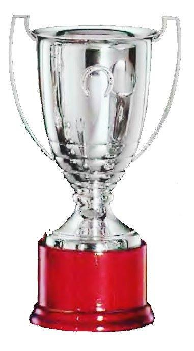 Copa Fortunella Herradura Plata