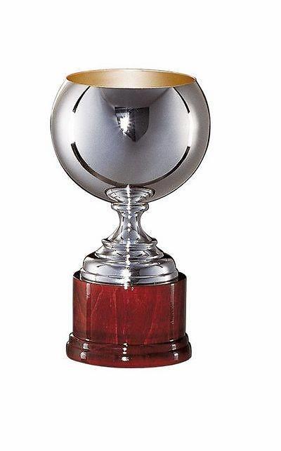 Copa Helix Forma Copa Plateada
