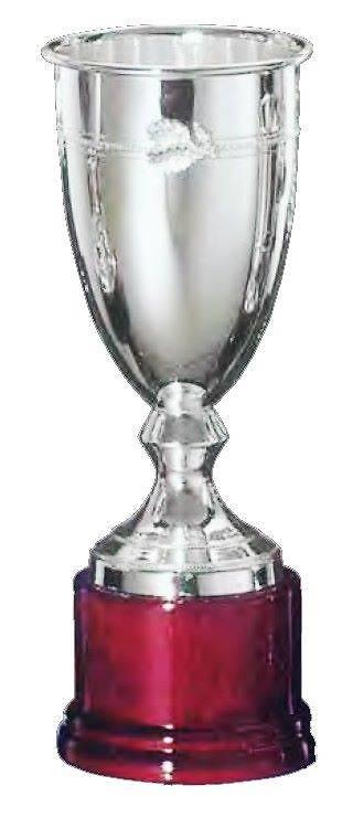Copa Lagers Trenzado Encina Plata