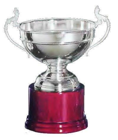 Copa Melissa Plateada Detalle Cuerda