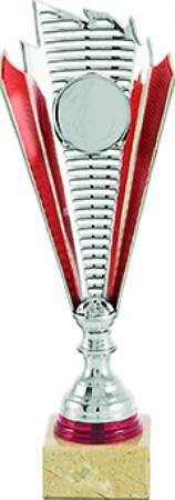 Copa Plateada Bicolor Almazora