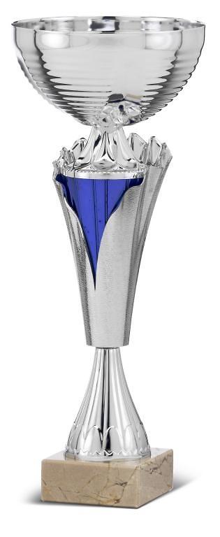 Copa Plateada y Granate Veronica