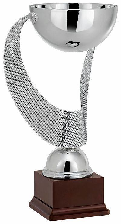Copa Silvestre Baño Plateado