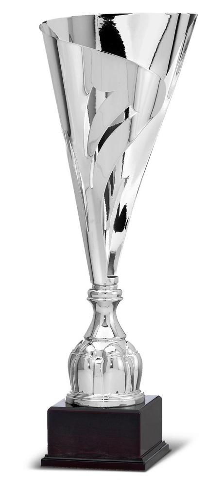 Copa Trofeo Plateada de Modelo Ajenjo