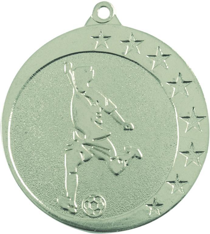 Medalla Mondoñedo metálica de 50mm Ø
