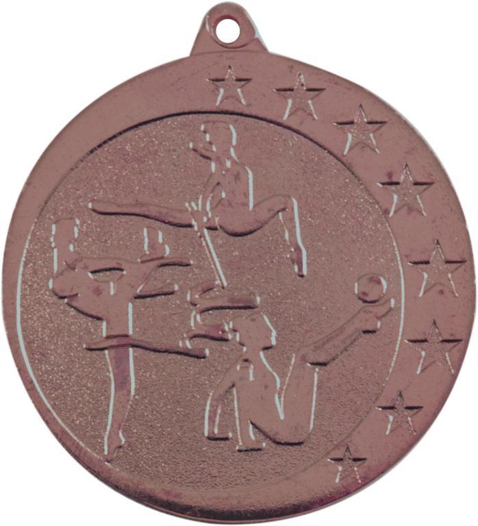 Medalla Negueira metálica de 50mm Ø