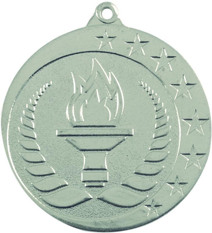 Medalla Nogais metálica de 50mm Ø