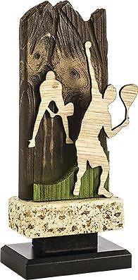 trofeo madera de padel
