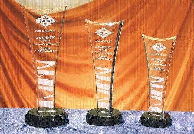 Trofeo Andoni Peana Negra