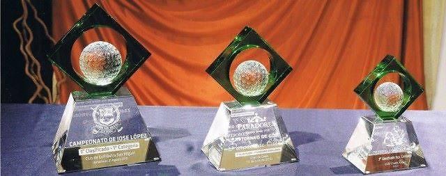Trofeo Anufo Rombo Verde