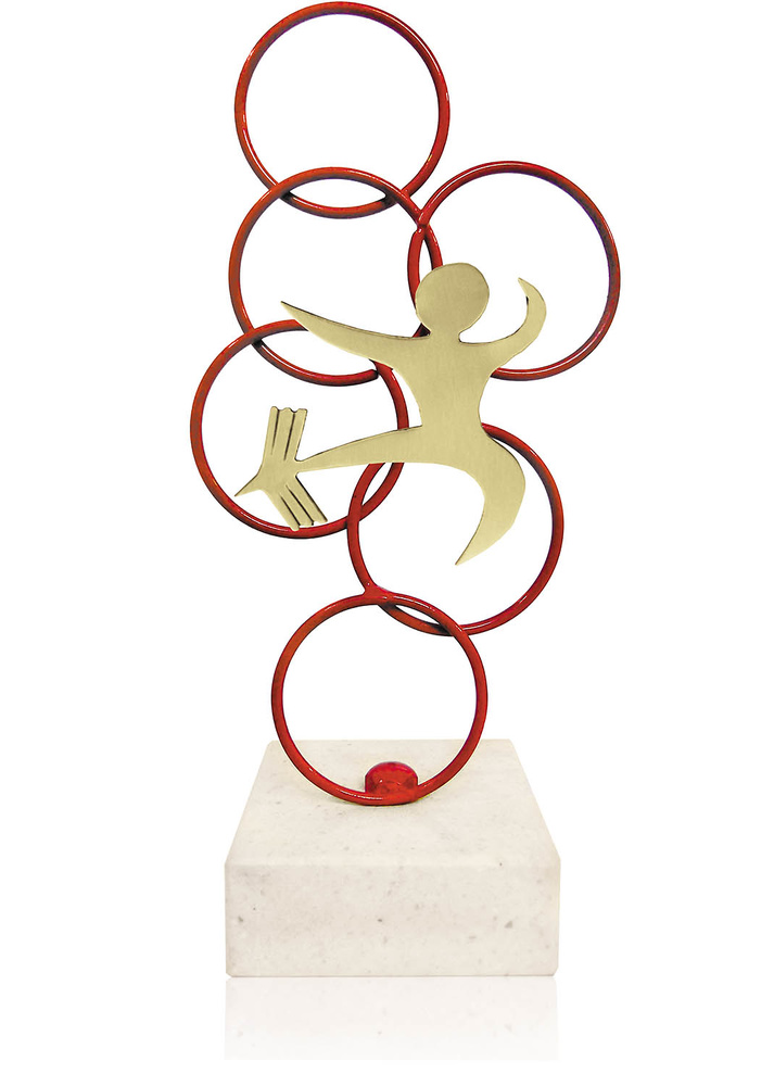 Trofeo Aros de Artes Marciales