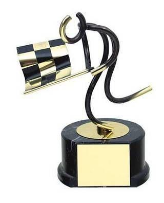 Trofeo Automovilismo Bandera Salida