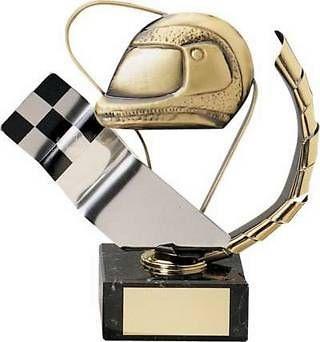 Trofeo Automovilismo Casco, Laurel y Bandera