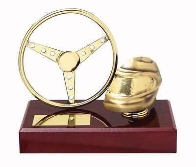 Trofeo Automovilismo Casco y Volante