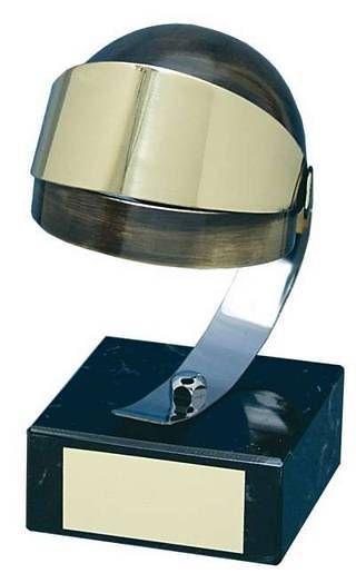 Trofeo Automovilismo Pantalla Casco