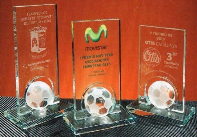 Trofeo Bafut Balón Futbol Inferior