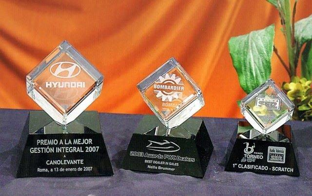 Trofeo Bangubangu Rombo Cristal