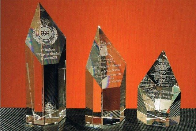 Trofeo Bangwinji Pentágono Triangular