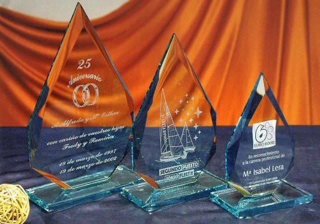 Trofeo Benga Gota Cristal