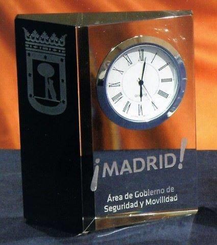 Trofeo Beti Reloj Torre Cristal