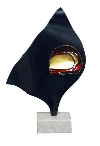 Trofeo Artesanal Laton Motor