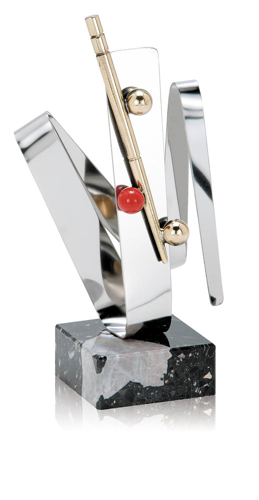 Trofeo Cazú para Billar