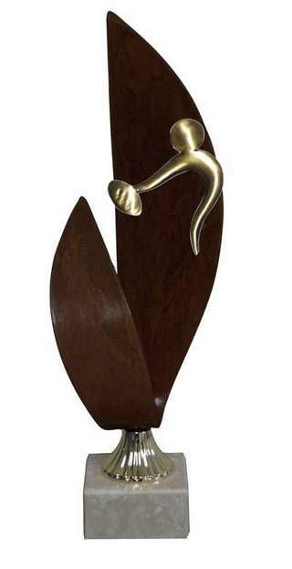 Trofeo Artesanal Laton Rugby