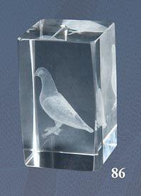 Trofeo Colombofilia, Lozoya cubo de cristal