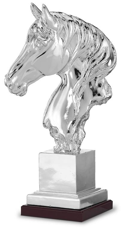 Trofeo Dionisos Cabeza Caballo