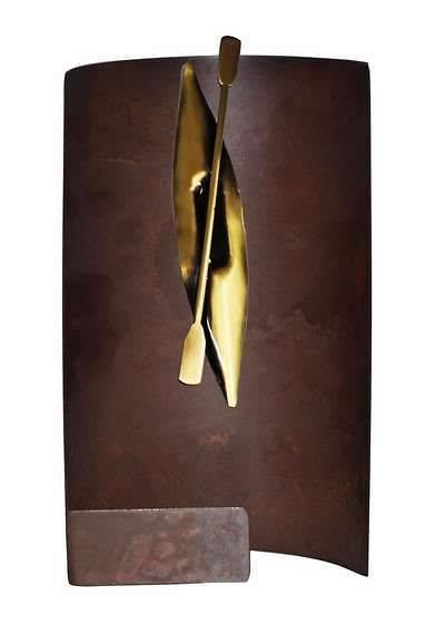 Trofeo Artesanal Laton Piraguismo