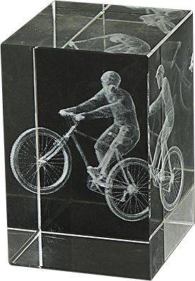 Trofeo Mountainbike Cubo de Cristal Lozoya