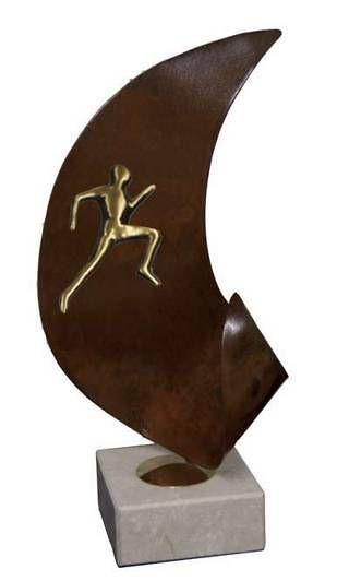 Trofeo Artesanal Laton Atletismo