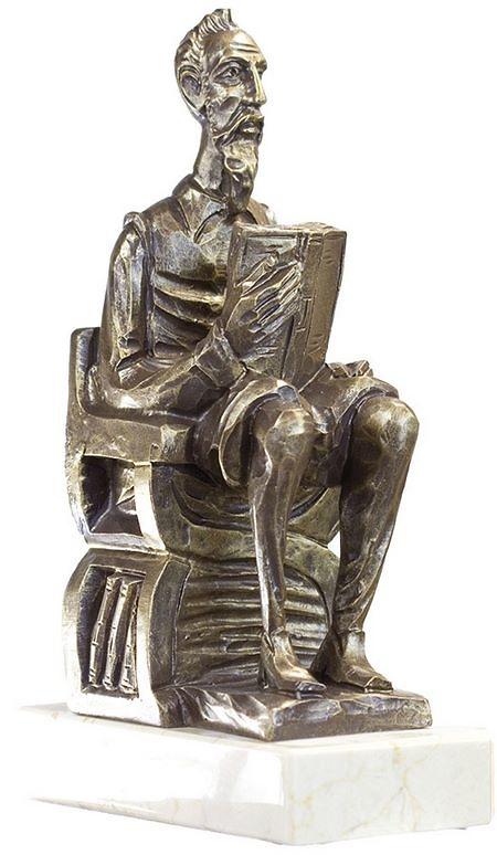 Trofeo Petit para Literatura