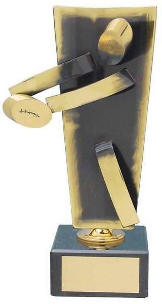 Trofeo Rugby artesanal