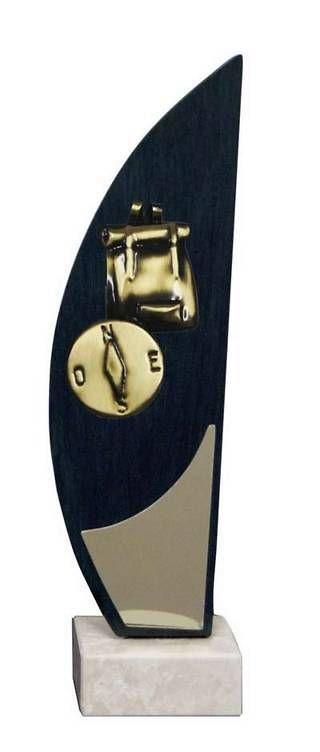 Trofeo Artesanal Laton Montañismo