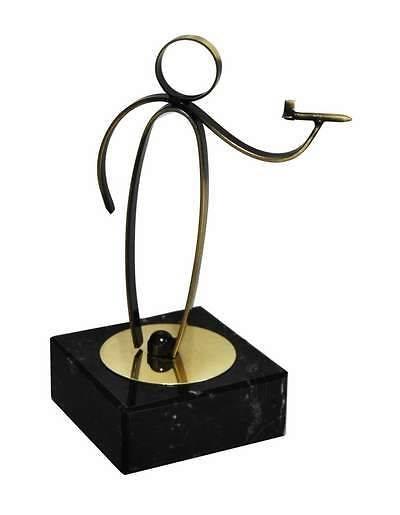 Trofeo Artesanal Laton Dardos