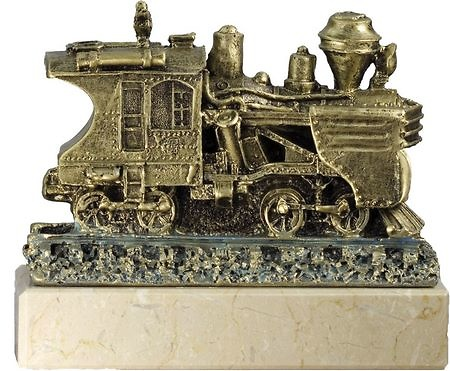 Trofeo Tren modelo via