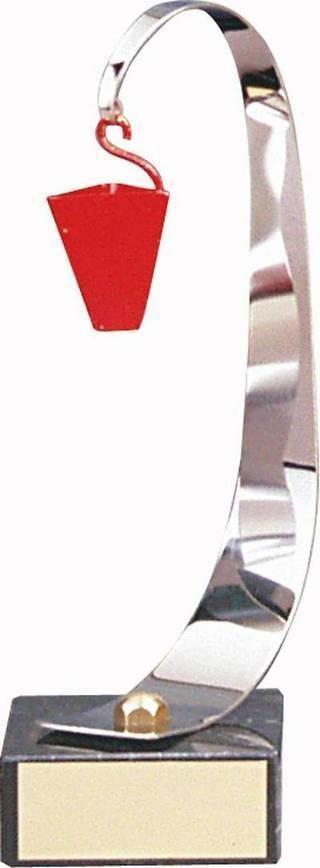Trofeo alegórico farolillo colgado
