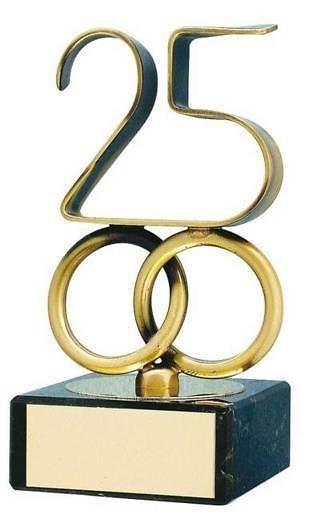 Trofeo aniversario 25 años
