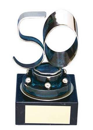 Trofeo aniversario 50 años