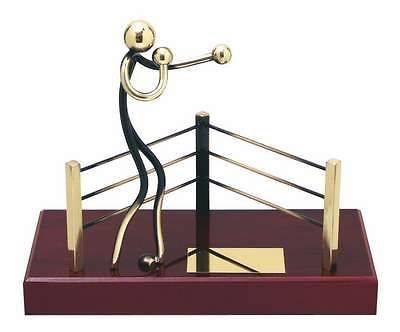 Trofeo boxeo boxeador