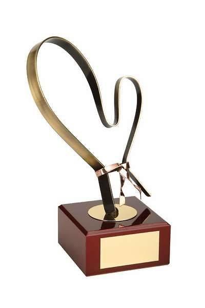 Trofeo boxeo guante