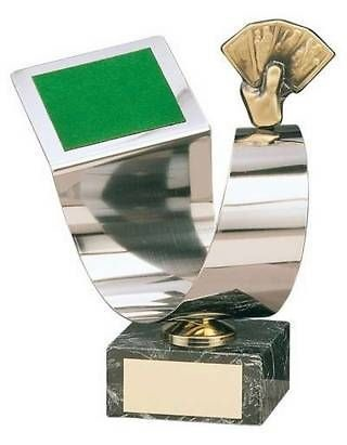Trofeo cartas tapete y cartas